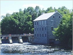 Manotick-Mill